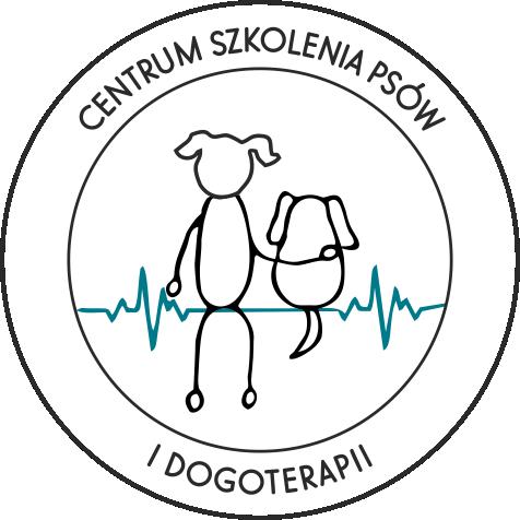 logo centrum szkolenia psów